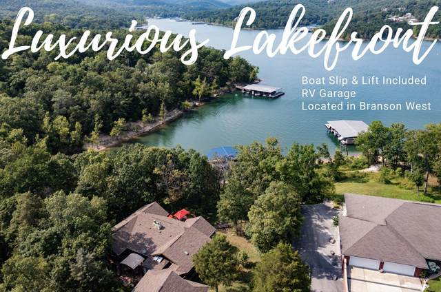774 Splitrail Pass, Branson West, MO 65737 (MLS #60200888) :: Tucker Real Estate Group | EXP Realty