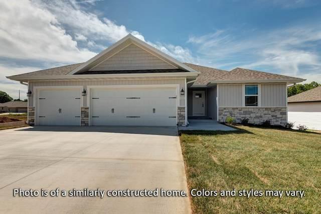 808 S Ridgemont Drive Lot 21, Nixa, MO 65714 (MLS #60200899) :: Sue Carter Real Estate Group