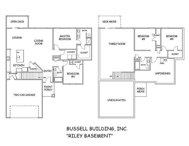 814 S Ridgemont Drive Lot 24, Nixa, MO 65714 (MLS #60200907) :: The Real Estate Riders