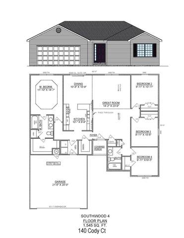 140 Cody Court Lot 25A, Branson, MO 65616 (MLS #60200916) :: Lakeland Realty, Inc.