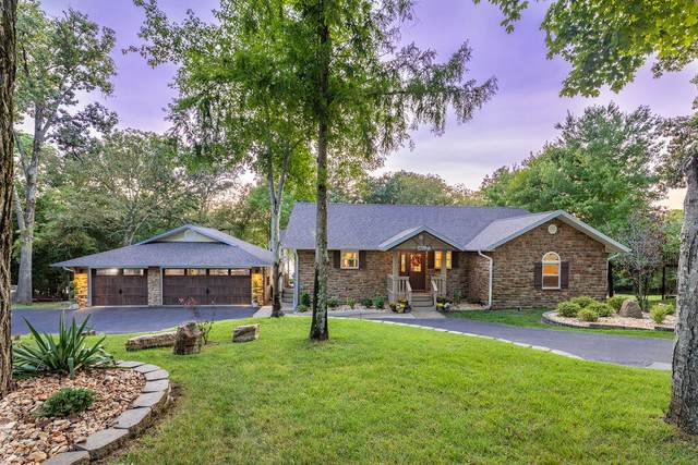 1695 Lake Bluff Drive, Branson West, MO 65737 (MLS #60200936) :: Sue Carter Real Estate Group