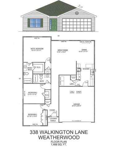338 Walkington Lane Lot H, Branson, MO 65616 (MLS #60200942) :: Lakeland Realty, Inc.