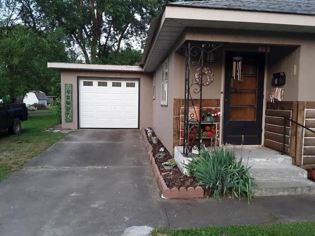 403 N Eisenhower Street, Monett, MO 65708 (MLS #60201133) :: Lakeland Realty, Inc.