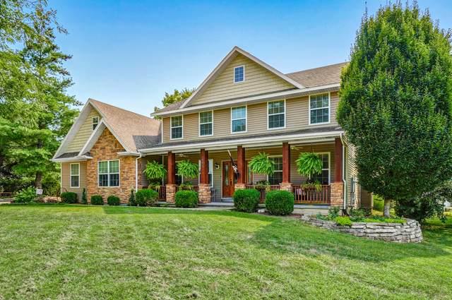 603 E Prairie Lane, Ash Grove, MO 65604 (MLS #60201153) :: Evan's Group LLC