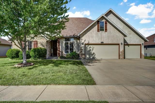 851 E Montorosa Drive, Nixa, MO 65714 (MLS #60201167) :: The Real Estate Riders