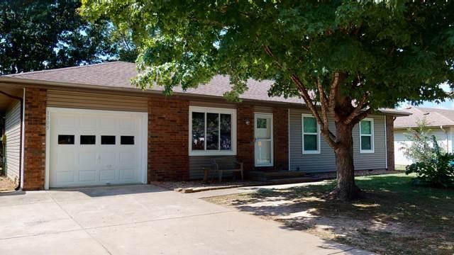 1105 N Bluegill Street, Nixa, MO 65714 (MLS #60201177) :: Team Real Estate - Springfield