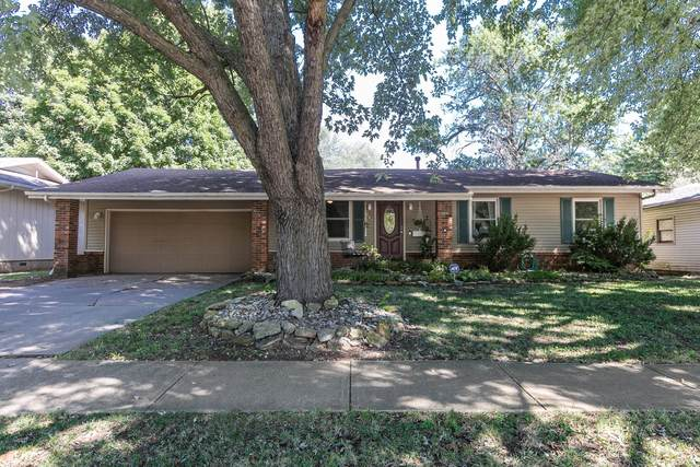 1641 W Broadmoor Street, Springfield, MO 65807 (MLS #60201227) :: Tucker Real Estate Group   EXP Realty