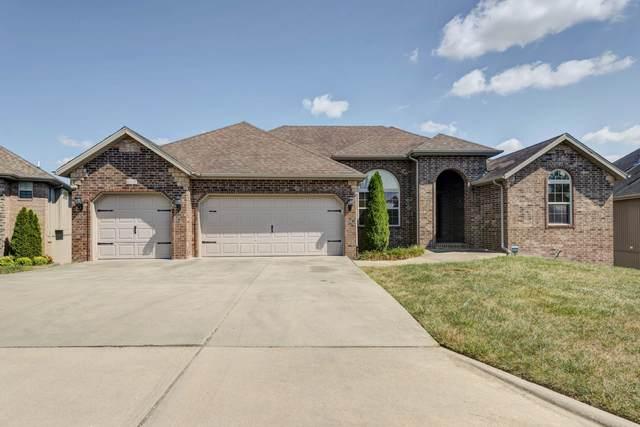 612 N Montclair Way, Nixa, MO 65714 (MLS #60201282) :: Team Real Estate - Springfield