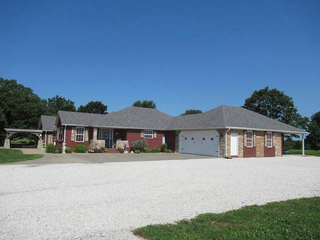 1171 E 412th Road, Bolivar, MO 65613 (MLS #60201284) :: Sue Carter Real Estate Group