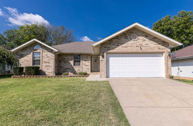 313 S Dexter Avenue, Springfield, MO 65802 (MLS #60201287) :: Tucker Real Estate Group | EXP Realty
