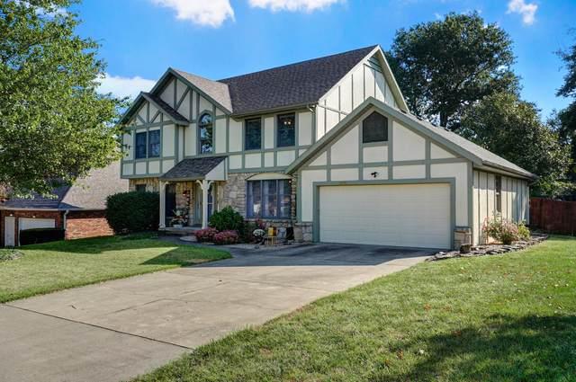 1500 S Ranch Drive, Springfield, MO 65809 (MLS #60201290) :: Tucker Real Estate Group | EXP Realty