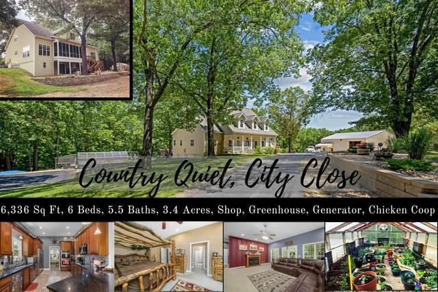 264 Oak Grove Ln, Galena, MO 65656 (MLS #60201317) :: Lakeland Realty, Inc.
