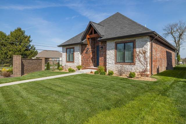 3811 E Brookdale Terrace, Springfield, MO 65802 (MLS #60201476) :: The Real Estate Riders