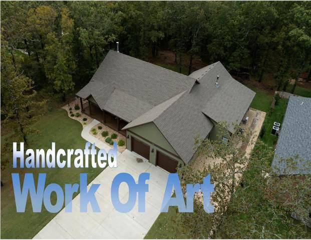 439 Limestone Drive, Branson West, MO 65737 (MLS #60201578) :: Team Real Estate - Springfield