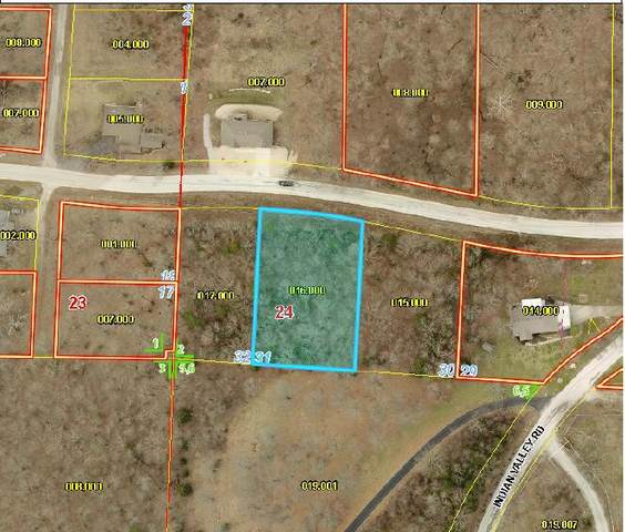 Lot 31 Blue Water Village, Branson West, MO 65737 (MLS #60201619) :: Sue Carter Real Estate Group
