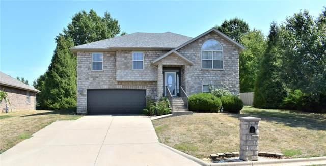 111 Miller Way, Monett, MO 65708 (MLS #60201627) :: Sue Carter Real Estate Group