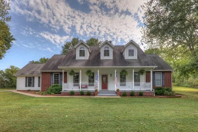 4660 SE Black Jack Road, Baxter Springs, KS 66713 (MLS #60201656) :: United Country Real Estate