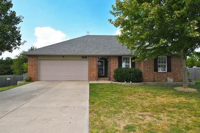 1801 S Prestige Drive, Ozark, MO 65721 (MLS #60201708) :: Team Real Estate - Springfield