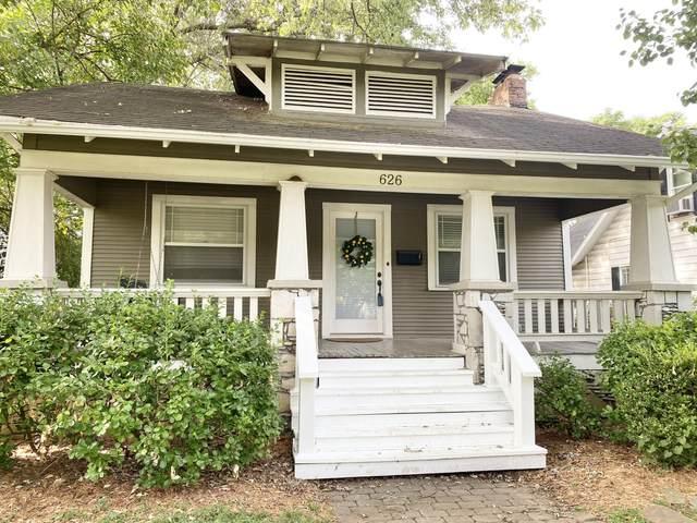 626 E Delmar Street, Springfield, MO 65807 (MLS #60201800) :: Lakeland Realty, Inc.