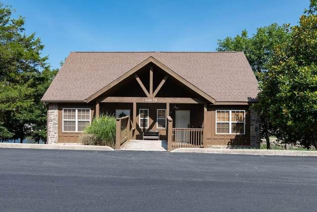 119 Cantwell Lane 73A, Branson West, MO 65737 (MLS #60201883) :: Team Real Estate - Springfield