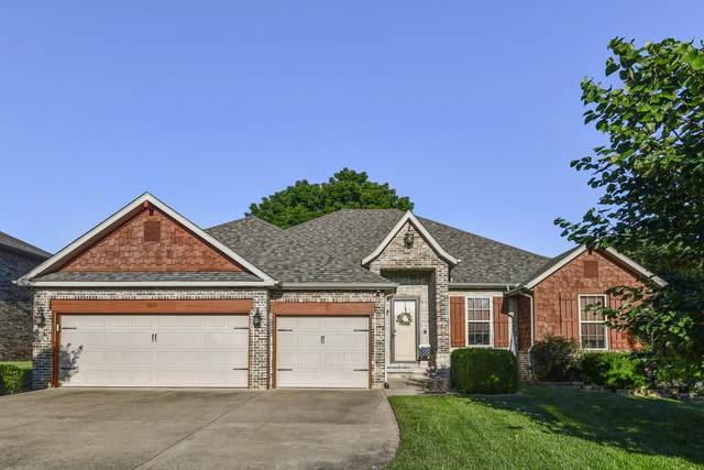 5824 S Eldon Avenue, Battlefield, MO 65619 (MLS #60201939) :: Sue Carter Real Estate Group