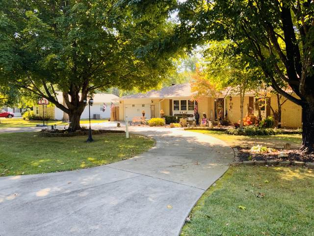 3206 W Grayrock Drive, Springfield, MO 65810 (MLS #60201953) :: Evan's Group LLC
