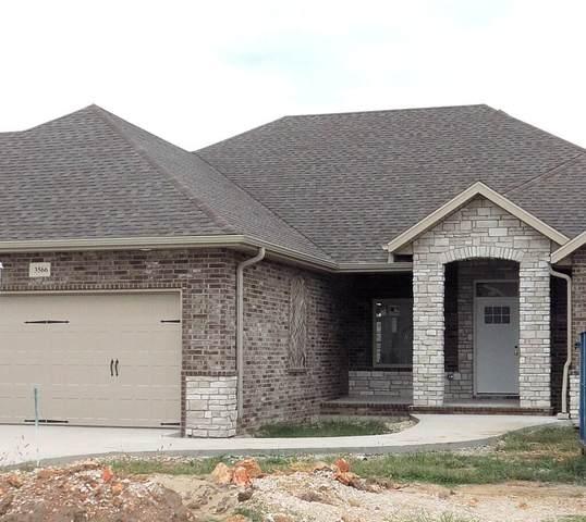 3566 W Whiteside Street, Springfield, MO 65807 (MLS #60202120) :: Lakeland Realty, Inc.