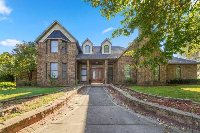607 Caudill Way, Branson, MO 65616 (MLS #60202192) :: Sue Carter Real Estate Group