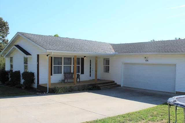 106 Rainbow Hill Lane, Reeds Spring, MO 65737 (MLS #60202222) :: Lakeland Realty, Inc.