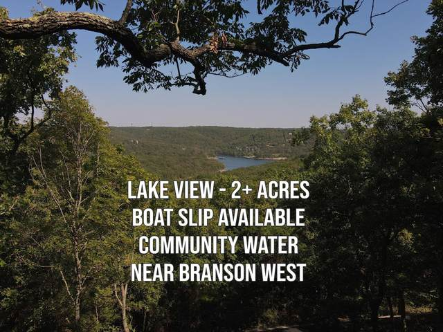 Lots19&20 Acoma Drive, Branson West, MO 65737 (MLS #60202225) :: The Real Estate Riders