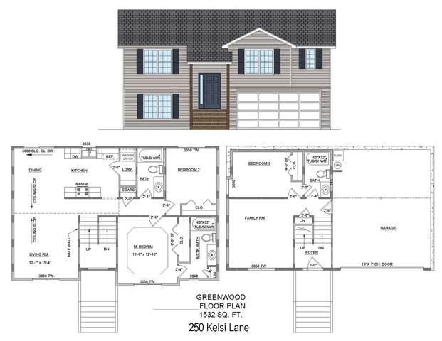 250 Kelsi Lane Lot 16, Branson, MO 65616 (MLS #60202249) :: Lakeland Realty, Inc.