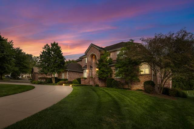 5256 S Stirling Way, Springfield, MO 65809 (MLS #60202407) :: Sue Carter Real Estate Group