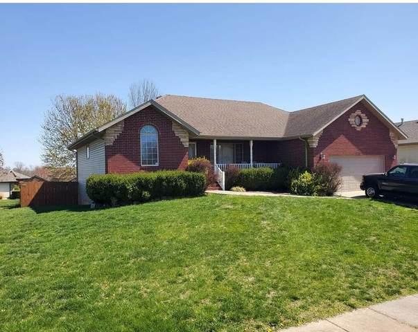 3284 N Ohara Avenue, Springfield, MO 65803 (MLS #60202457) :: Sue Carter Real Estate Group