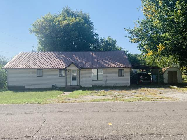 404 Pearl Street, Monett, MO 65708 (MLS #60202536) :: Sue Carter Real Estate Group