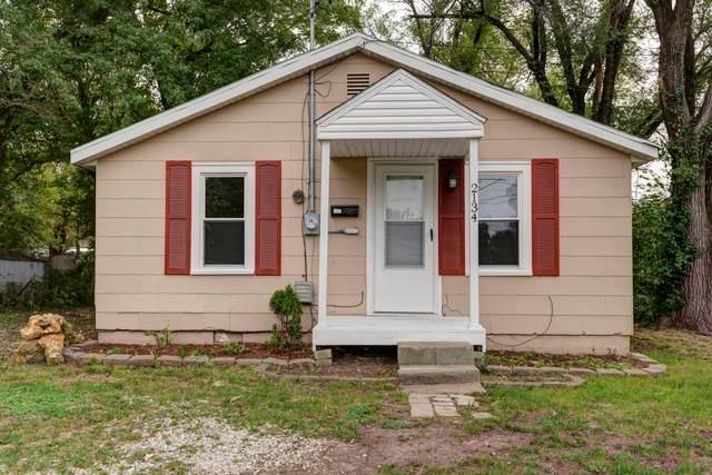 2134 W Webster Street, Springfield, MO 65802 (MLS #60202699) :: Lakeland Realty, Inc.