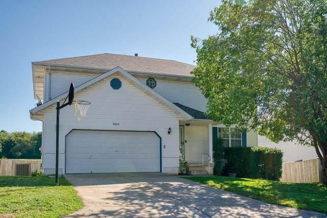 5614 S Walnut Hill Avenue, Springfield, MO 65810 (MLS #60202701) :: Lakeland Realty, Inc.