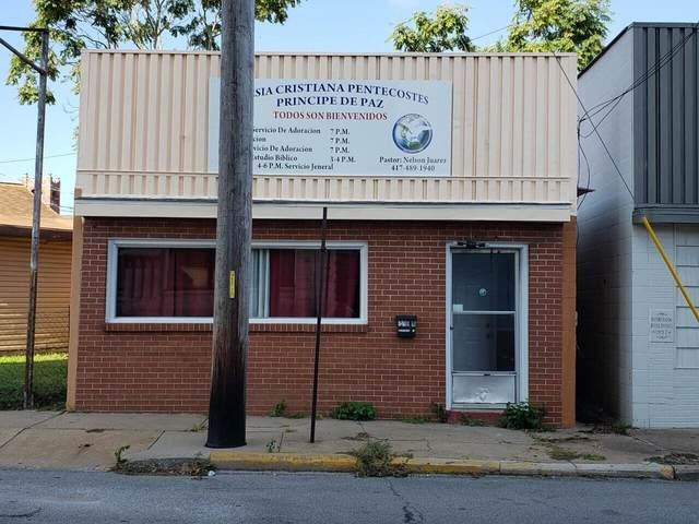 210 N Washington Street, Neosho, MO 64850 (MLS #60202742) :: Clay & Clay Real Estate Team