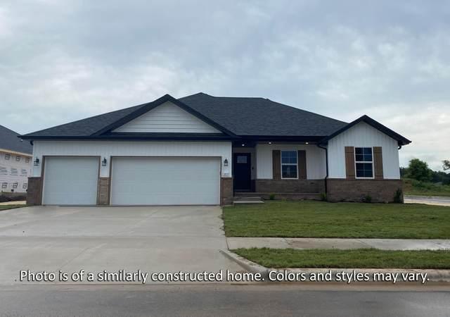 819 S Ridgemont Drive Lot 28, Nixa, MO 65714 (MLS #60202915) :: Sue Carter Real Estate Group