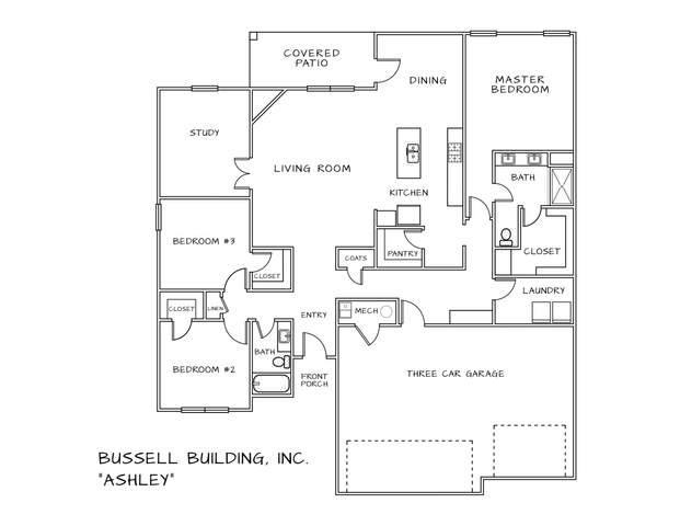 817 S Ridgemont Drive Lot 29, Nixa, MO 65714 (MLS #60202916) :: Sue Carter Real Estate Group
