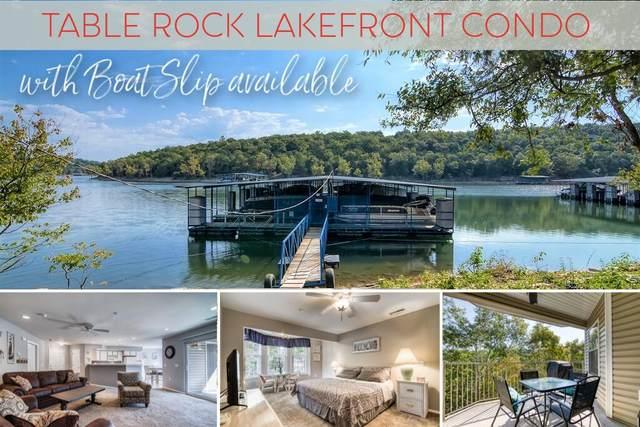 1004 Rocky Shores Terrace #4, Kimberling City, MO 65686 (MLS #60202990) :: Lakeland Realty, Inc.