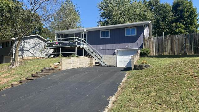 1520 Hilldale Drive, Neosho, MO 64850 (MLS #60203049) :: Sue Carter Real Estate Group
