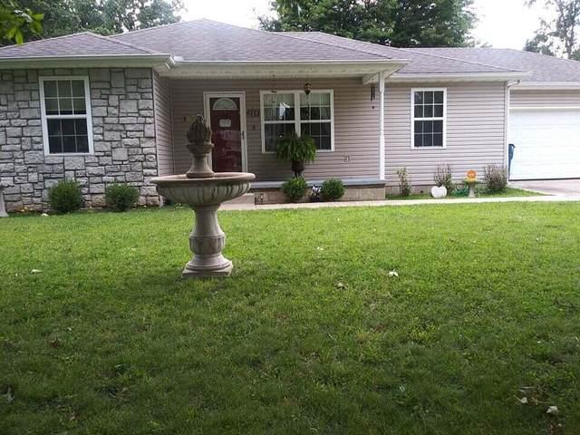 110 Schimm Cir Drive, Carl Junction, MO 64834 (MLS #60203117) :: Sue Carter Real Estate Group