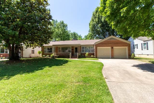 1016 E Kingsbury Street, Springfield, MO 65807 (MLS #60203135) :: Sue Carter Real Estate Group