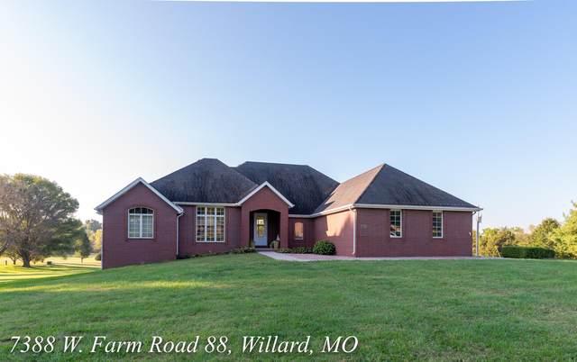7388 W Farm Rd 88, Willard, MO 65781 (MLS #60203147) :: Sue Carter Real Estate Group