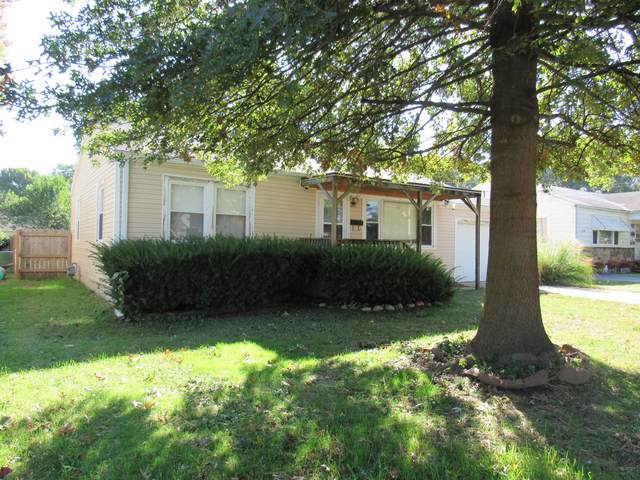 1716 S South Avenue, Springfield, MO 65807 (MLS #60203161) :: Sue Carter Real Estate Group