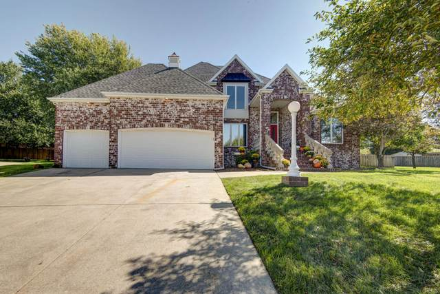 3350-S S Catalina Court, Springfield, MO 65804 (MLS #60203216) :: Team Real Estate - Springfield