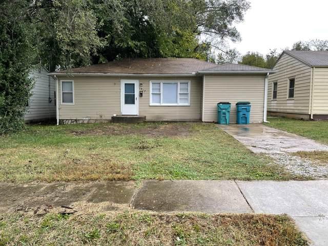 1417 E Locust Street, Springfield, MO 65803 (MLS #60203261) :: Sue Carter Real Estate Group