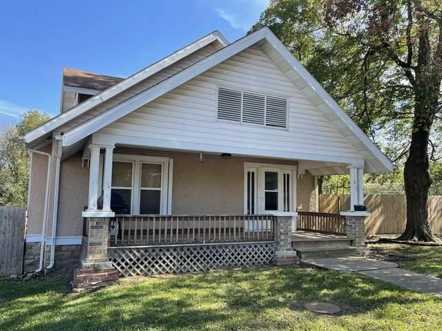 415 S Main Street, El Dorado Springs, MO 64744 (MLS #60203289) :: Sue Carter Real Estate Group