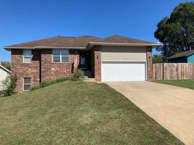 3372 S Valley View Drive, Springfield, MO 65807 (MLS #60203345) :: Team Real Estate - Springfield