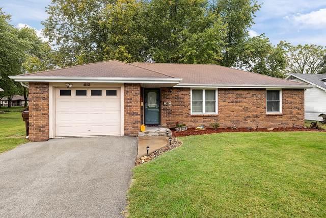 413 W Elm Street, Republic, MO 65738 (MLS #60203355) :: Sue Carter Real Estate Group